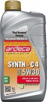 Моторное масло Ardeca Synth-C4 5W-30 1л