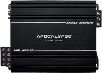 Автоусилитель Deaf Bonce Apocalypse AAB-400.4D
