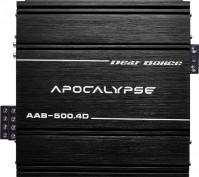 Автопідсилювач Deaf Bonce Apocalypse AAB-500.4D