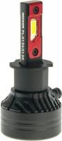 Автолампа Decker LED PL-01 5K H3 1pcs
