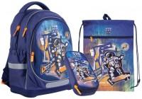 Школьный рюкзак (ранец) KITE Space Skating SETWK21-724S-2