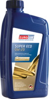 Моторное масло Eurolub Super Eco 0W-20 1л