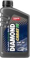 Моторное масло Teboil Diamond Carat FE 0W-20 1л