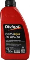Моторное масло Divinol Syntholight LV 0W-20 1л