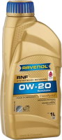 Моторное масло Ravenol RNF 0W-20 1л