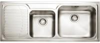 Кухонная мойка Franke Galassia GAX 621 1160x500мм