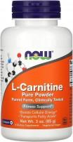 Спалювач жиру Now L-Carnitine Pure Powder 85 g 85г