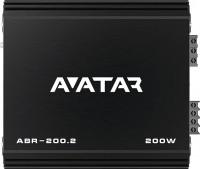 Автопідсилювач Avatar ABR-200.2