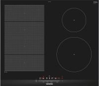 Фото - Варочная поверхность Siemens EX 675FEC1E черный