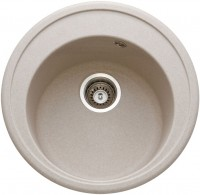 Кухонная мойка Longran Ultra ULS 510 510x510мм