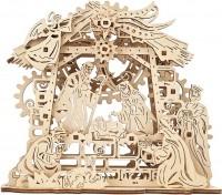Фото - 3D пазл UGears Christmas Nativity Scene 70141