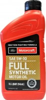 Моторное масло Ford Motorcraft Full Synthetic 5W-30 1L 1л