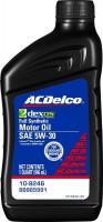 Моторное масло ACDelco Full Synthetic Dexos 1 Gen 2 5W-30 1л