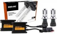 Фото - Автолампа Sho-Me Ultra Slim H4 6000K 35W Kit