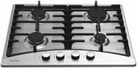 Фото - Варочная поверхность Gunter&Hauer GH 601 CX нержавеющая сталь