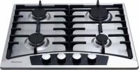 Фото - Варочная поверхность Gunter&Hauer GH 602 CX нержавеющая сталь