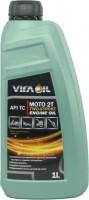 Моторное масло VIRA Moto 2T 1L 1л