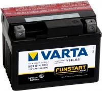 Фото - Автоаккумулятор Varta Funstart AGM (503014003)