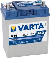 Фото - Автоаккумулятор Varta Blue Dynamic (540126033)