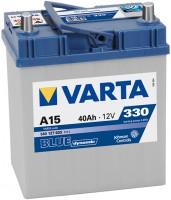 Фото - Автоаккумулятор Varta Blue Dynamic (540127033)