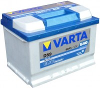 Фото - Автоаккумулятор Varta Blue Dynamic (560409054)