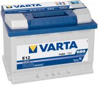 Фото - Автоаккумулятор Varta Blue Dynamic (574013068)