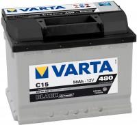 Фото - Автоаккумулятор Varta Black Dynamic (556401048)