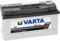 Фото - Автоаккумулятор Varta Black Dynamic (588403074)