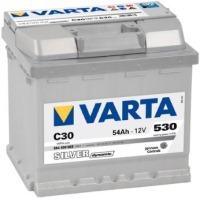 Фото - Автоаккумулятор Varta Silver Dynamic (554400053)