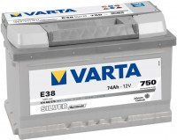Фото - Автоаккумулятор Varta Silver Dynamic (574402075)