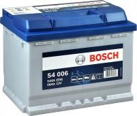 Фото - Автоаккумулятор Bosch S4 Silver