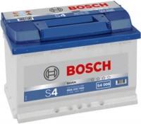 Фото - Автоаккумулятор Bosch S4 Silver (574 012 068)