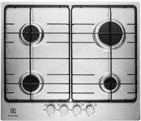 Фото - Варочная поверхность Electrolux EGG 16242 NX нержавеющая сталь