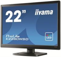 "Монитор Iiyama ProLite B2280WSD 22"""