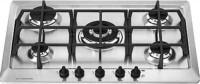 Фото - Варочная поверхность Nardi VG 55 EAV X нержавеющая сталь