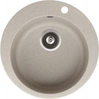 Кухонная мойка Aquasanita Clarus SR100 505x505мм