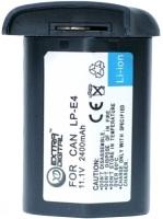 Фото - Аккумулятор для камеры Extra Digital Canon LP-E4