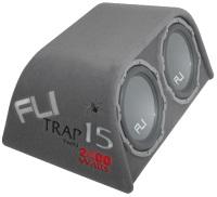 Автосабвуфер Fli Trap 15 Twin