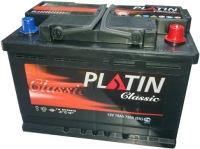 Фото - Автоаккумулятор Platin Classic (6CT-50)