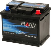 Фото - Автоаккумулятор Platin Premium (6CT-75R)