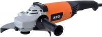 Шлифовальная машина AEG WS 2200-230