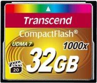 Карта памяти Transcend CompactFlash 1000x  32ГБ