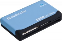 Картридер/USB-хаб Defender Ultra