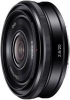Фото - Объектив Sony SEL-20F28 20mm F2.8