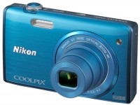 Фотоаппарат Nikon Coolpix S5200