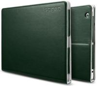 Фото - Чехол Spigen Folio Leather Case for iPad 2/3/4