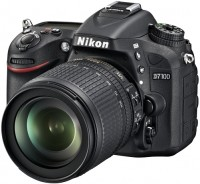 Фотоаппарат Nikon D7100  kit 18-55