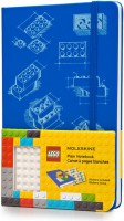 Блокнот Moleskine LEGO Plain Notebook Large