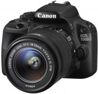 Фотоаппарат Canon EOS 100D kit 18-55
