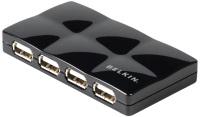 Картридер/USB-хаб Belkin Hi-Speed USB 2.0 7-Port Mobile Hub